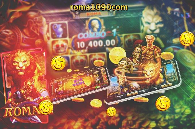 สล็อตโรมา เกมสล็อตค่าย Joker
